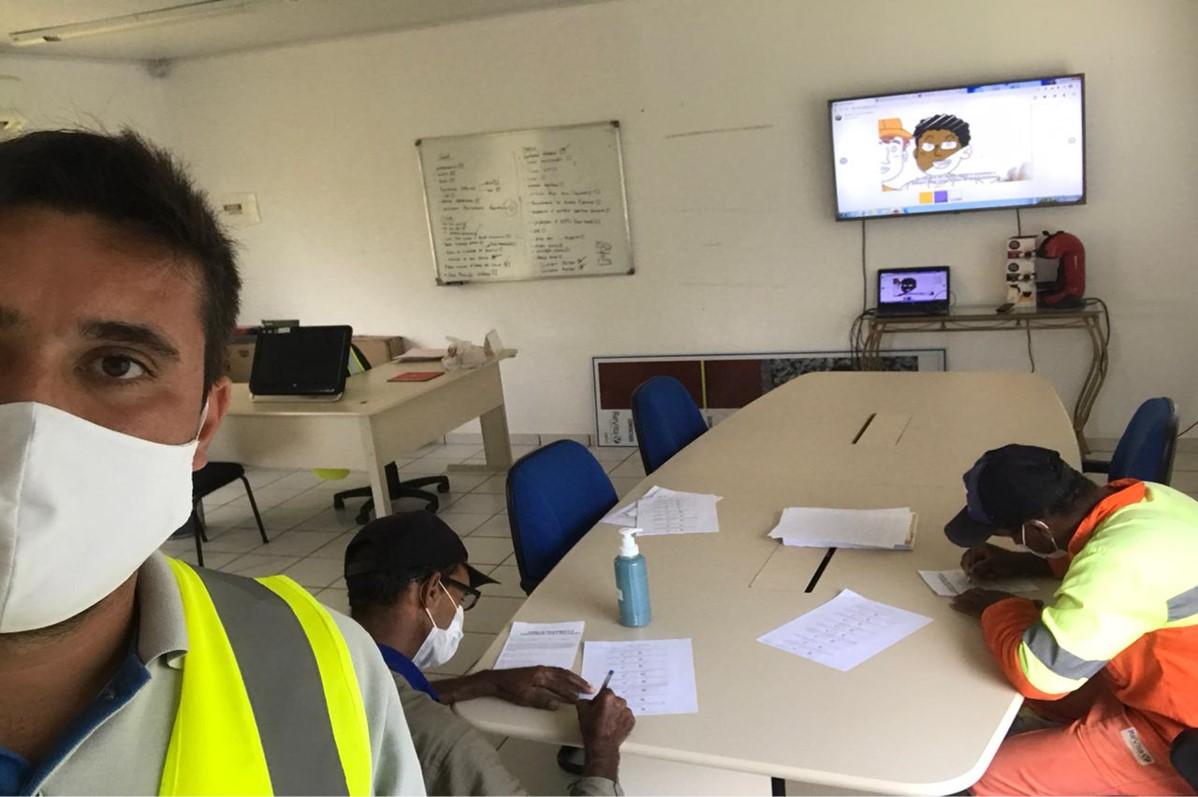 UVS Revita Quatá e Marília | Treinamento Programa de Integridade Sustentável
