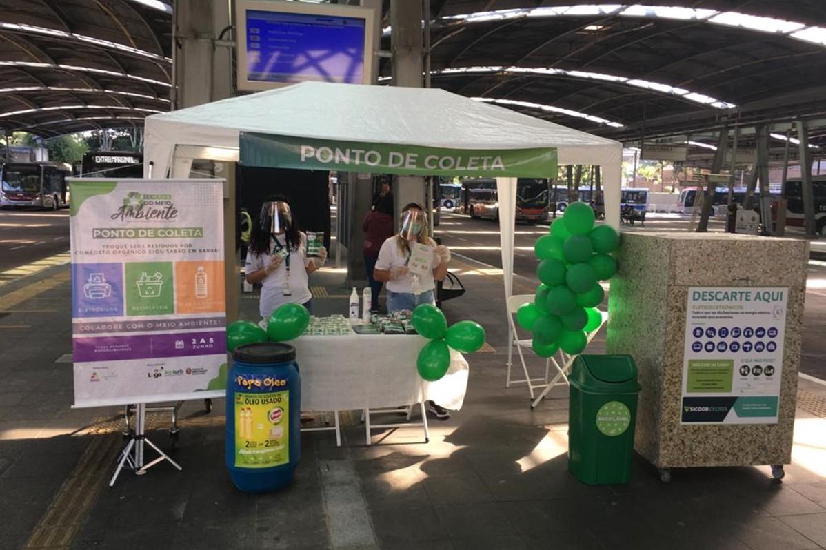UVS Loga | Realiza campanha para a semana do Meio Ambiente