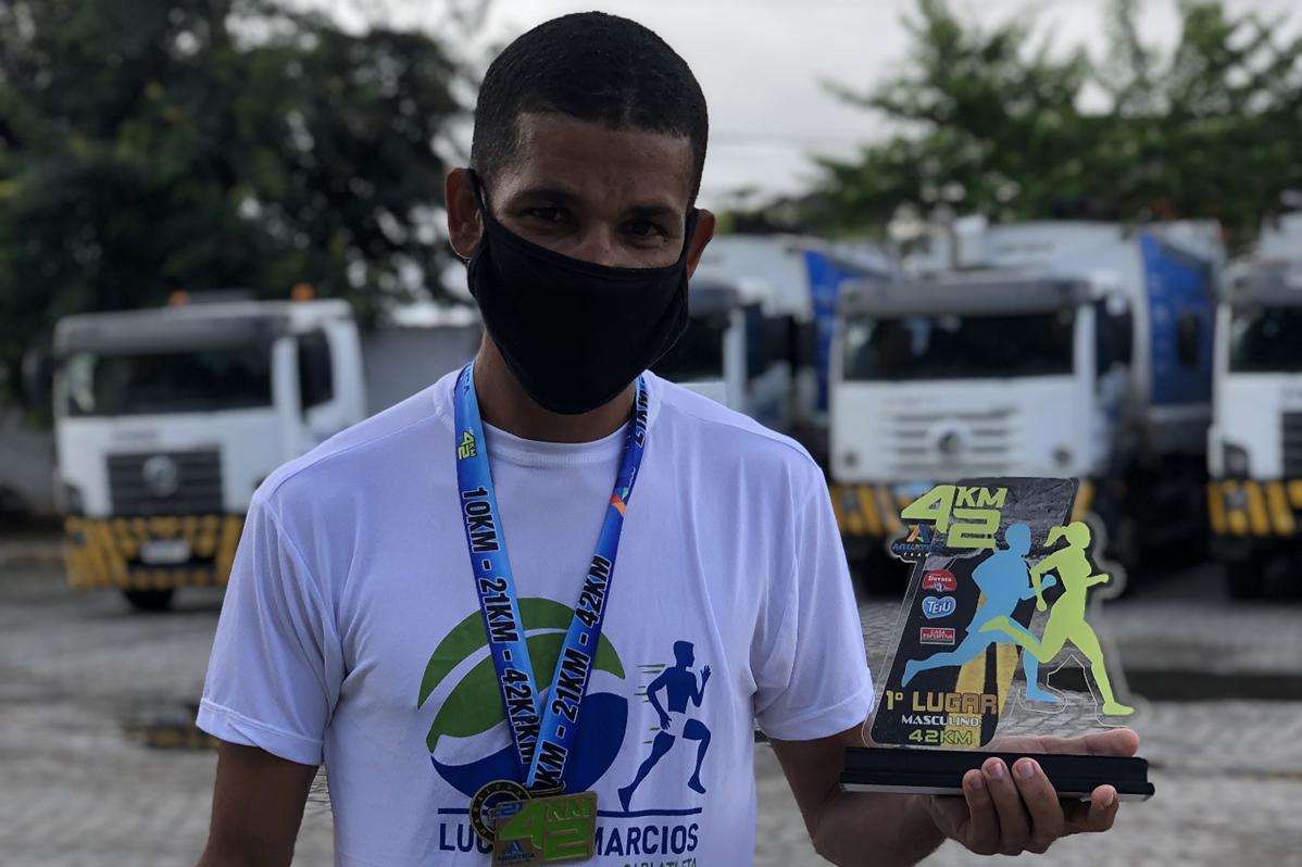 UVS Sotero Ambiental | O Gari Atleta traz mais uma conquista para Salvador!