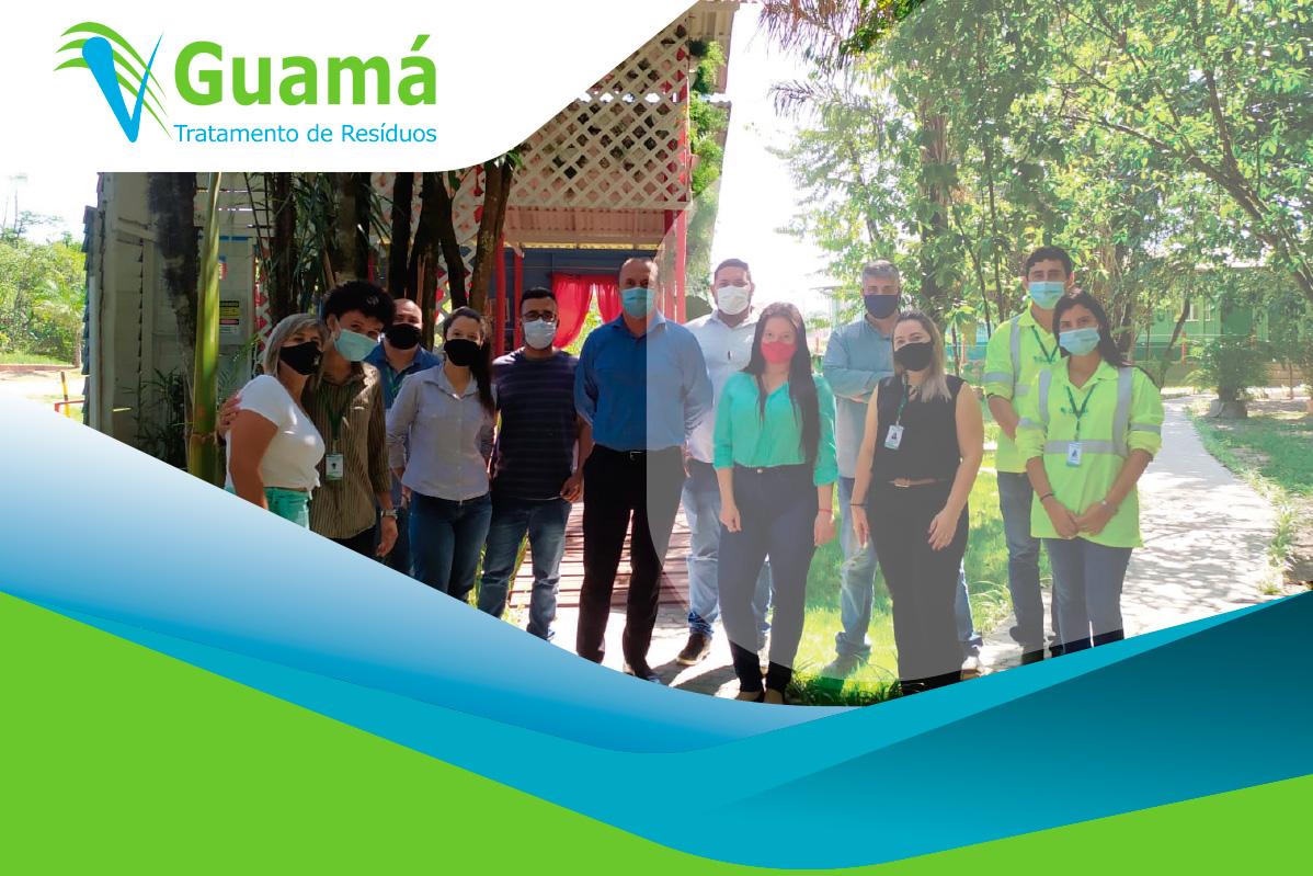 UVS Guamá | Encontro Circulando Experiência