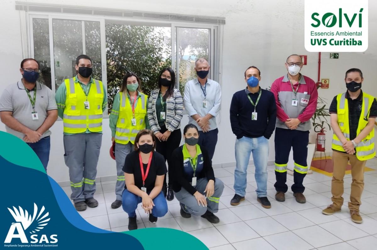 UVS Essencis Curitiba | Auditoria ASAS - Ciclo 2021