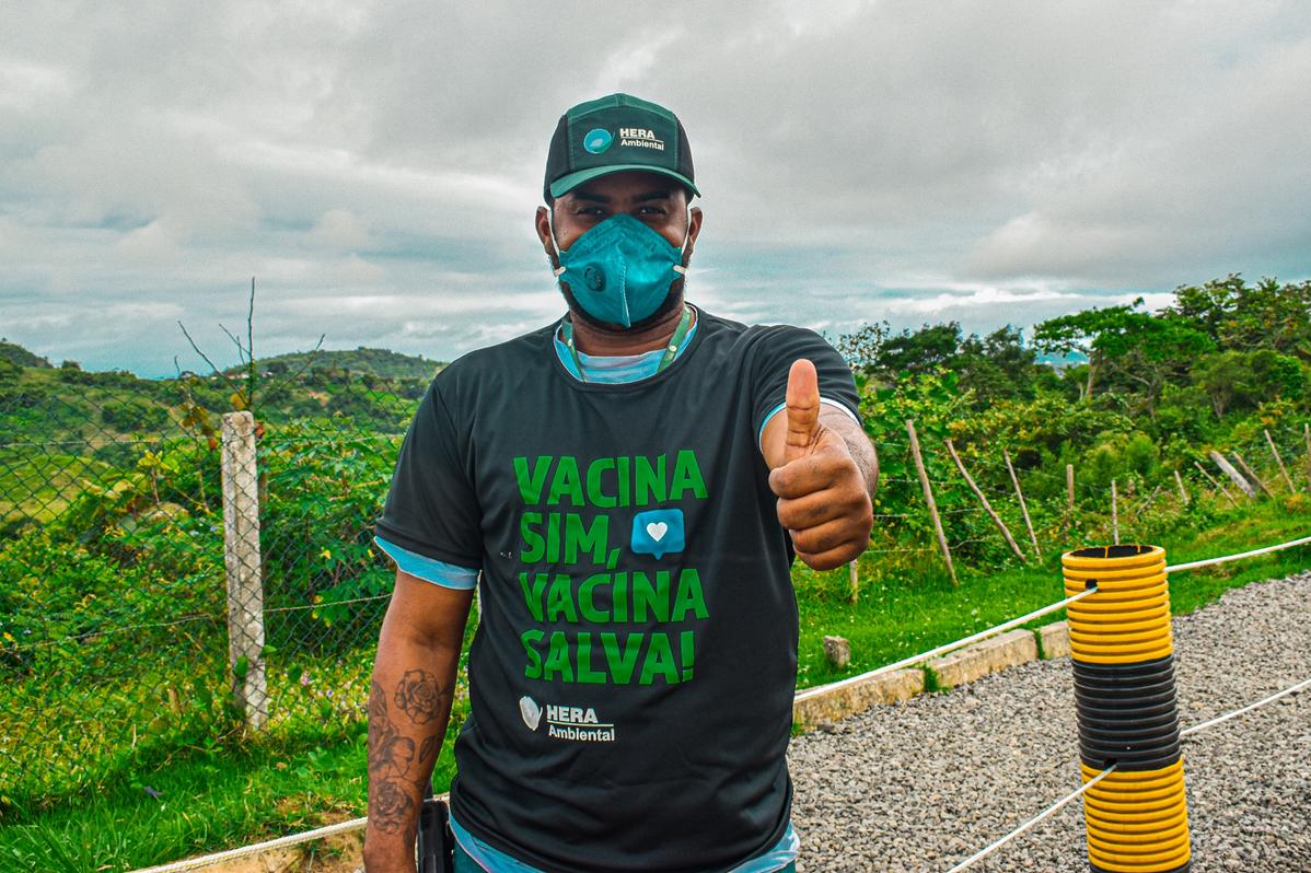 Regional Bahia | UVSs Investem em Campanha de Incentivo a Vacinação Contra a Covid-19!