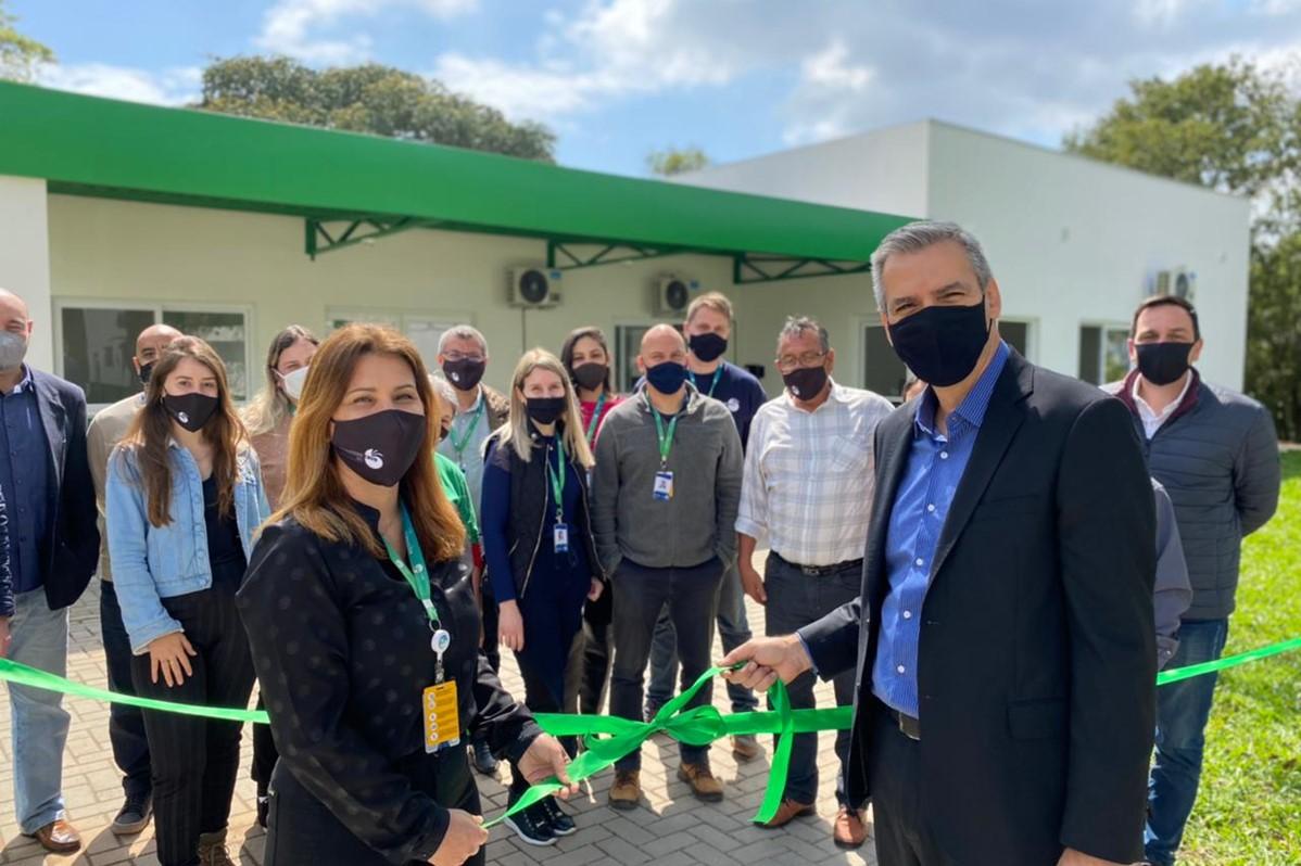 UVS CRVR São Leopoldo | Inauguração do prédio administrativo