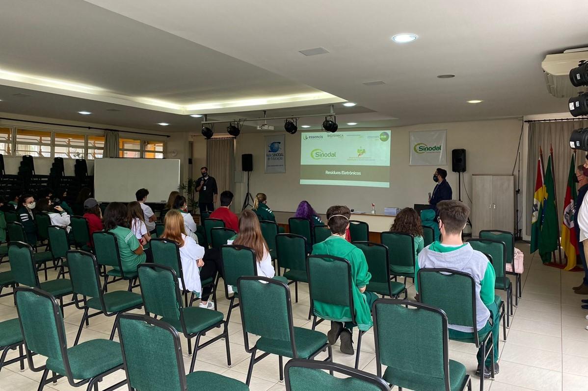 UVS Essencis Capela de Santana | Participará de gincana escolar da Escola Sinodal em Portão
