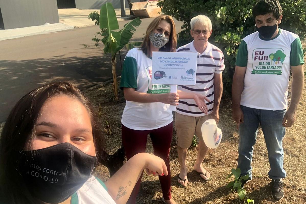 UVS SCA | Dia Mundial da Limpeza & Voluntariado