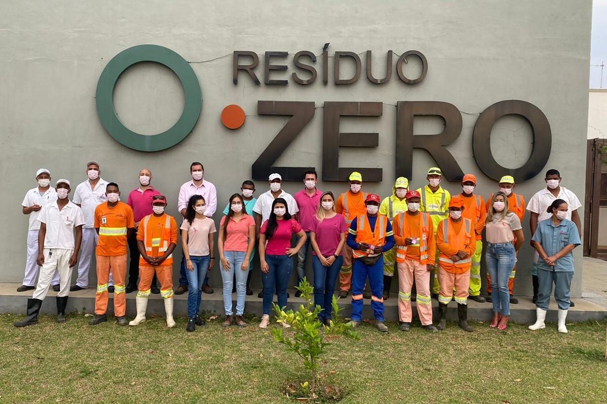UVS Resíduo Zero Ambiental | Outubro Rosa