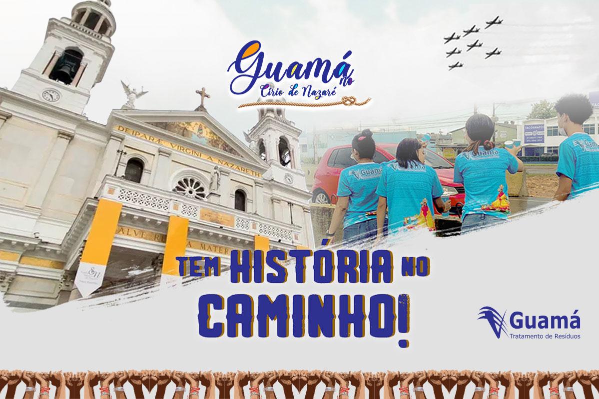 UVS Guamá | Guamá no Círio de Nazaré