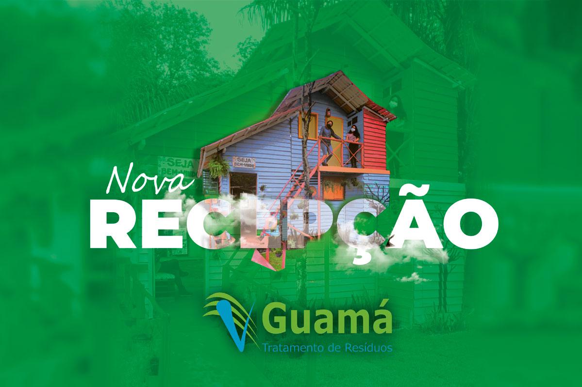 UVS Guamá | Nova Recepção Sustentável
